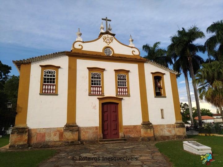 Igreja Nossa Senhora das Merces - Tiradentes - Minas Gerais