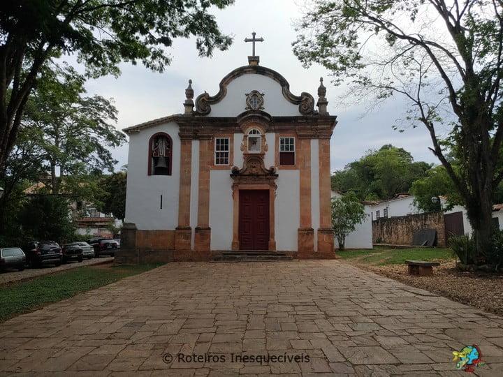 Igreja Nossa Senhora do Rosario - Tiradentes - Minas Gerais