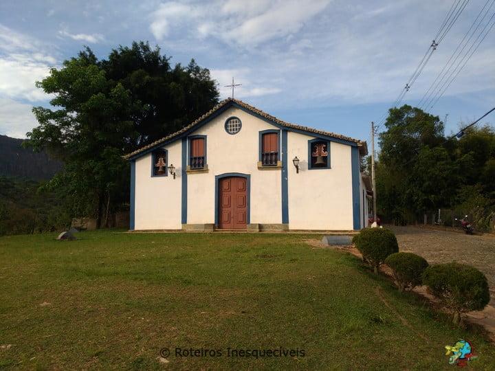 Igreja Sao Francisco de Paula - Tiradentes - Minas Gerais