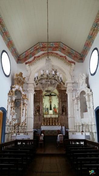 Igreja Sao Joao Evangelista - Tiradentes - Minas Gerais