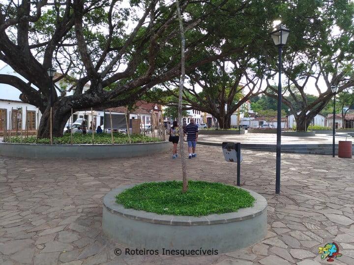 Largo das Forras - Tiradentes - Minas Gerais