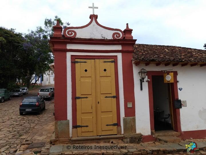 Oratorio - Tiradentes - Minas Gerais