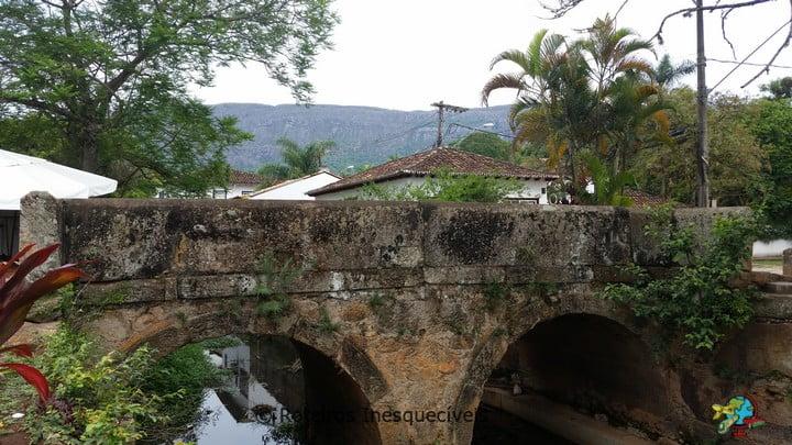 Ponte - Tiradentes - Minas Gerais