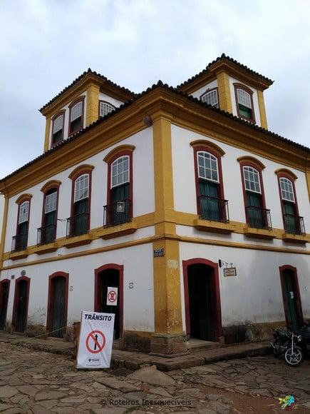 Prefeitura - Tiradentes - Minas Gerais