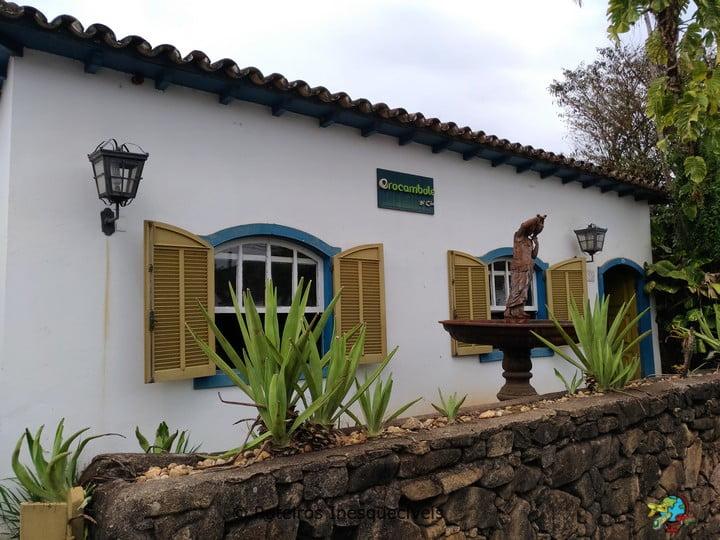 Rocambole e Cia - Tiradentes - Minas Gerais