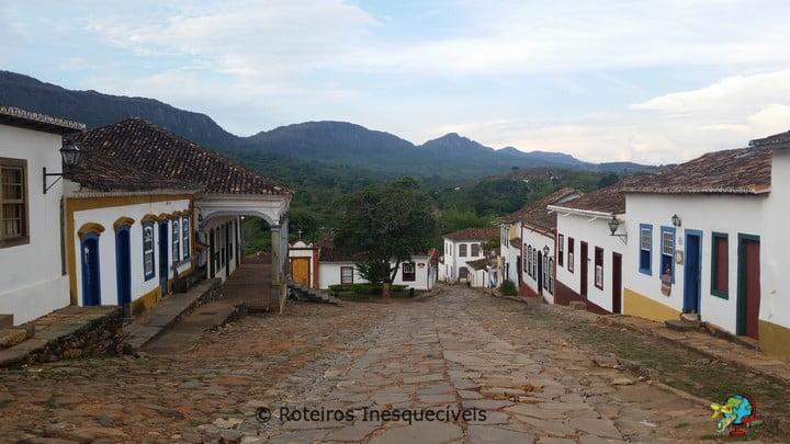 Rua da Camara - Tiradentes - Minas Gerais