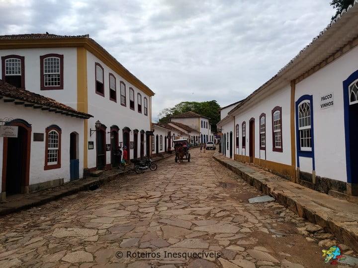 Rua Direita - Tiradentes - Minas Gerais