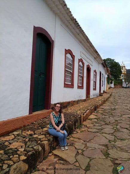Rua Padre Toledo - Tiradentes - Minas Gerais