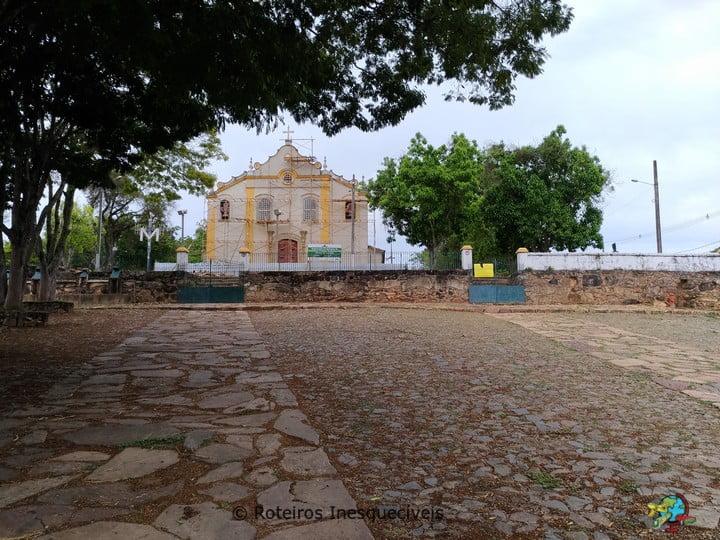 Santuario Santissima Trindade - Tiradentes - Minas Gerais