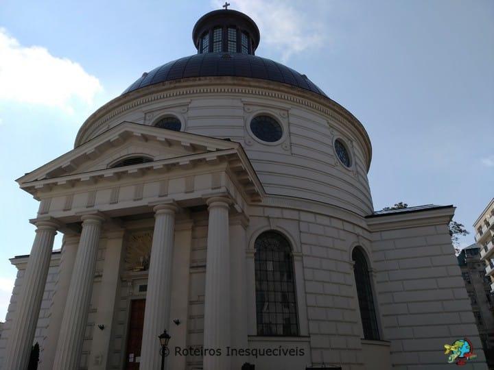 Augsburski Church - Varsovia - Polonia