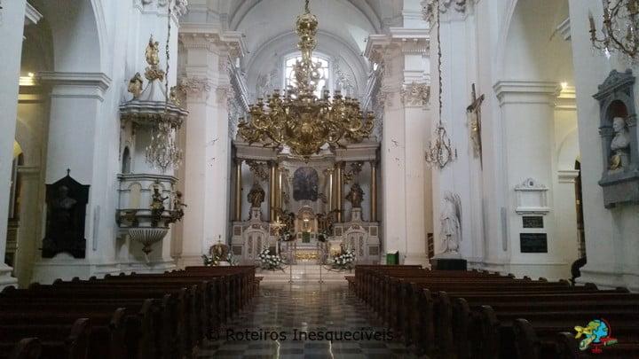 Carmelite Church - Varsovia - Polonia