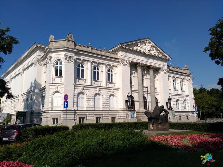 National Gallery - Varsovia - Polonia