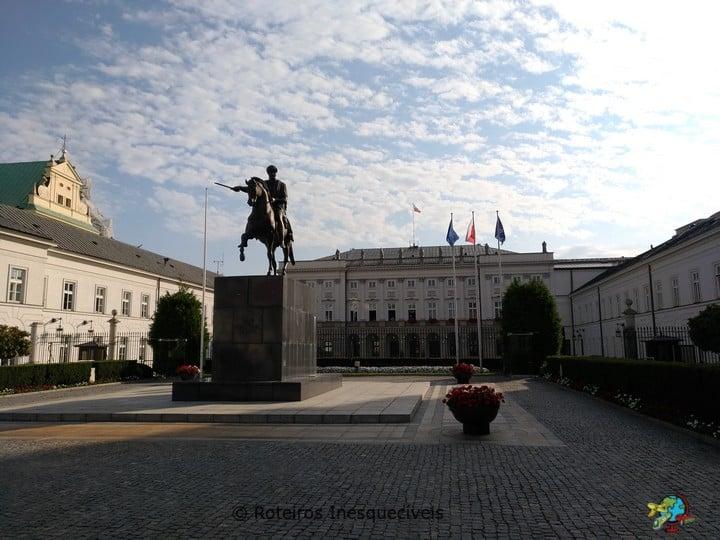 Presidential Palace - Varsovia - Polonia