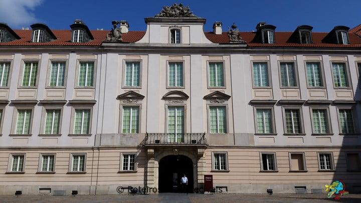 Royal Castle - Varsovia - Polonia