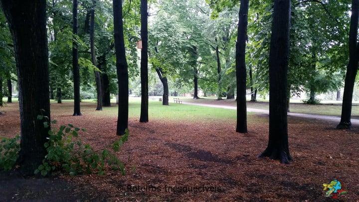 Saxon Garden - Varsovia - Polonia