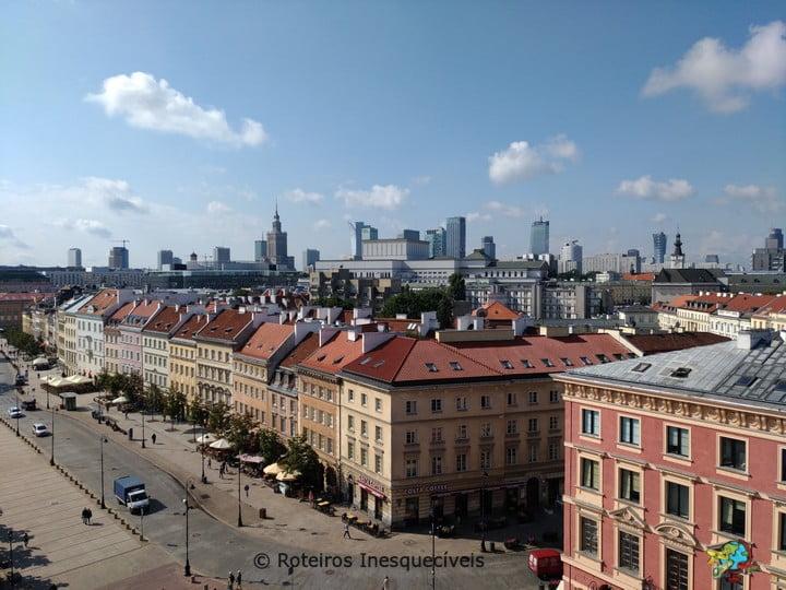 Taras Widokowy - Varsovia - Polonia