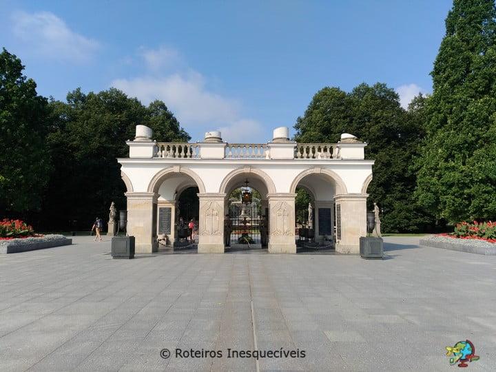 Unknown Soldier - Varsovia - Polonia