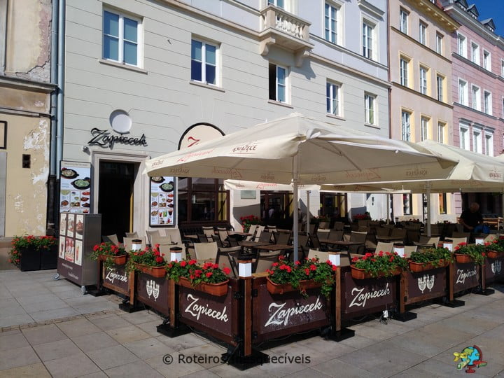 Zapiecek - Varsovia - Polonia