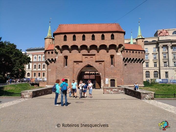 Barbakan - Cracovia - Polonia