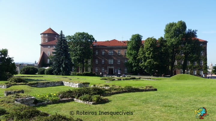 Castelo Wawel - Cracovia - Polonia