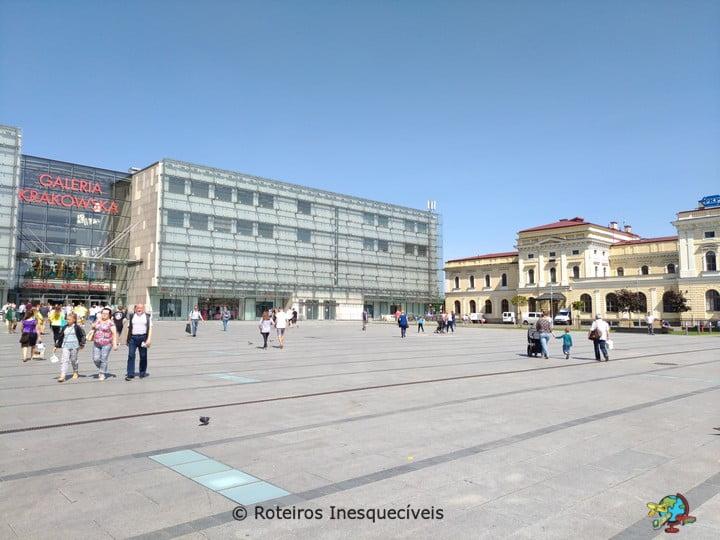 Galeria Krakowska - Cracovia - Polonia