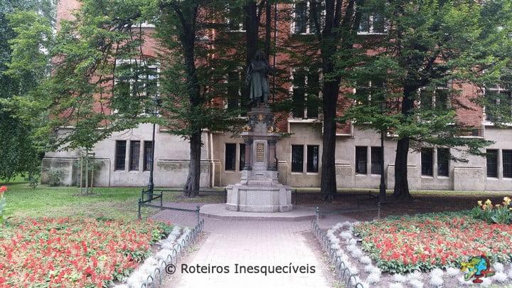 Nicolau Copernico - Cracovia - Polonia