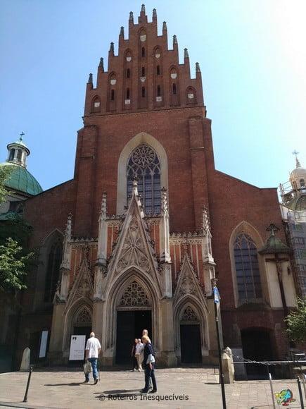 Bazylika Świętej Trójcy - Cracovia - Polonia