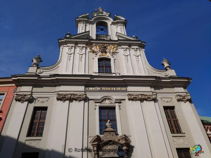 Kościół Rzymskokatolicki Pw. Przemienienia Pańskiego - Cracovia - Polonia