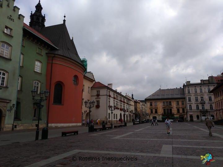 Maly Rynek - Cracovia - Polonia