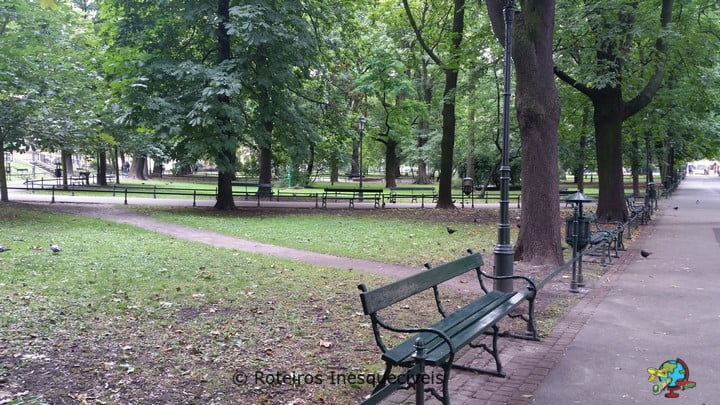 Parque - Cracovia - Polonia