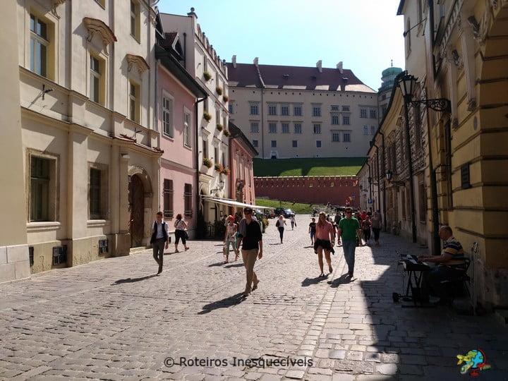 Kanonicza - Cracovia - Polonia