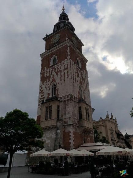 Wieża Ratuszowa - Cracovia - Polonia