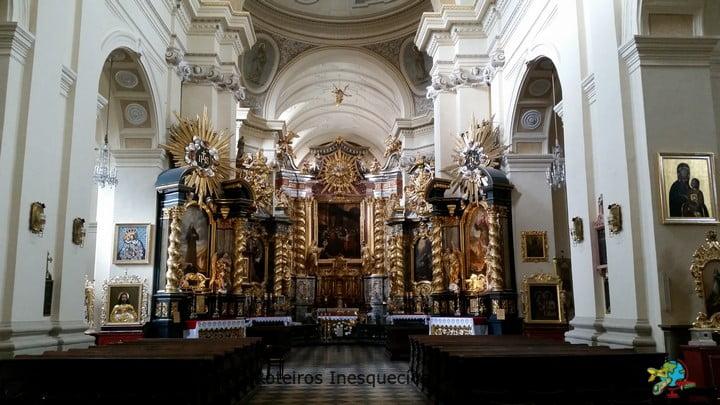 Kościół św. Bernardyna ze Sieny - Cracovia - Polonia