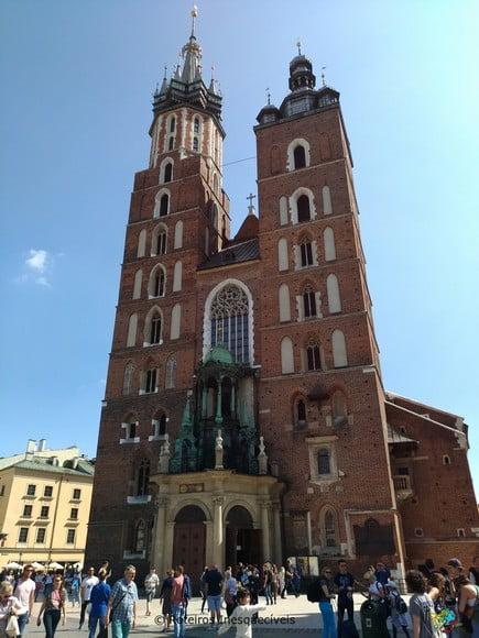 Bazylika Mariacka - Cracovia - Polonia