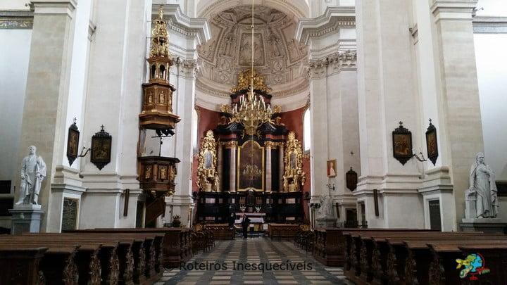 Kościół ŚŚ Piotra i Pawła w Krakowie - Cracovia - Polonia