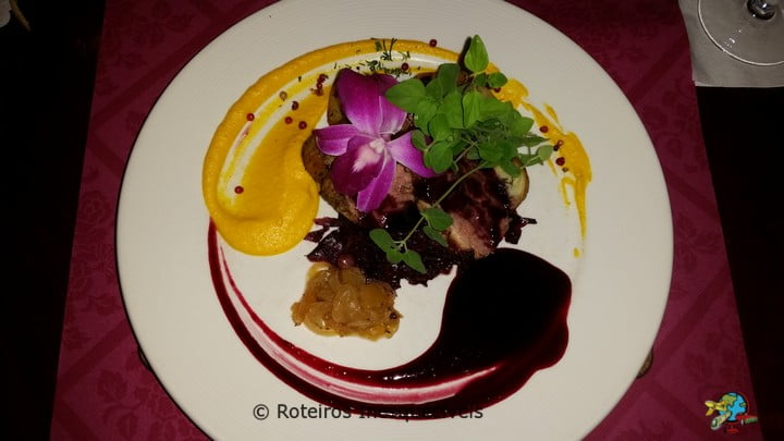 Restaurante Starka - Cracovia - Polonia