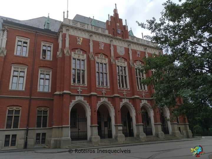 Universidade - Cracovia - Polonia
