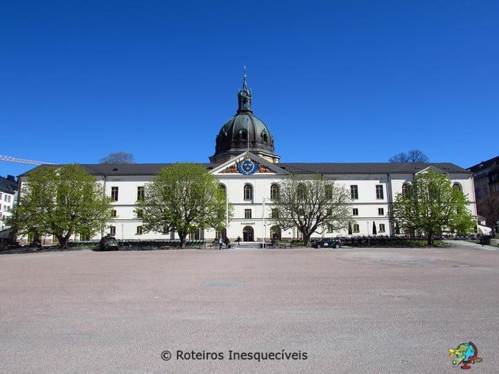 Armee Museum - Estocolmo - Suecia