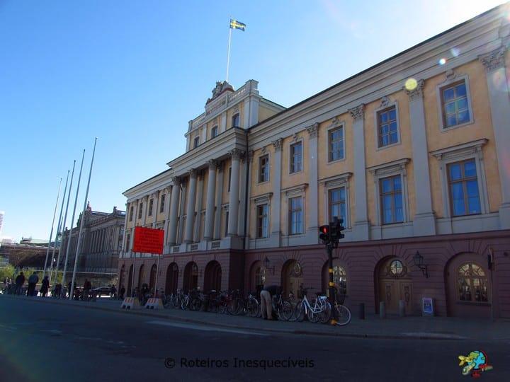 Arvfurstens Palats - Estocolmo - Suecia