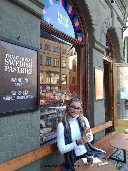 Fika - Estocolmo - Suecia