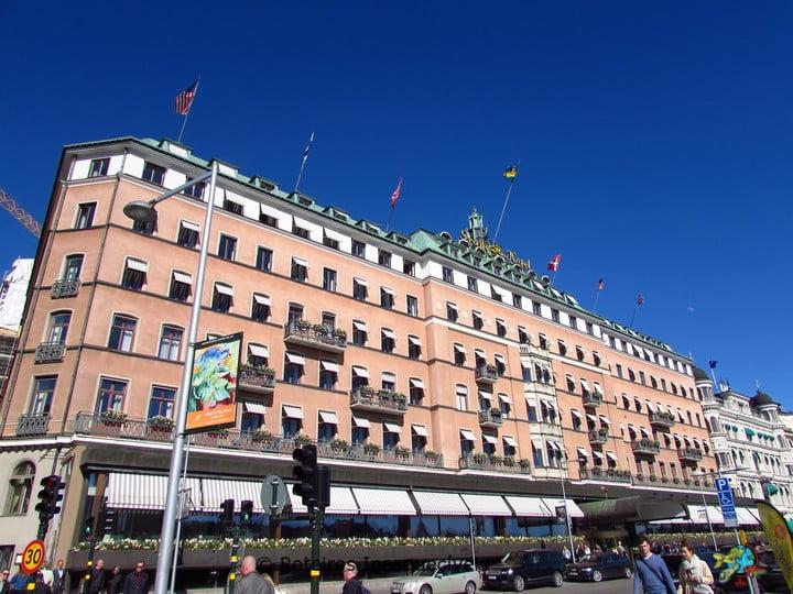 Grand Hotel - Estocolmo - Suecia
