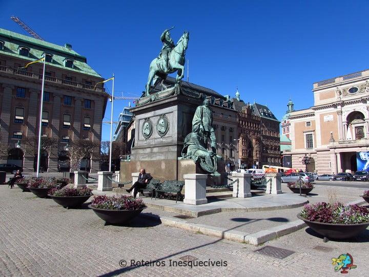 Gustav II Adolfs - Estocolmo - Suecia