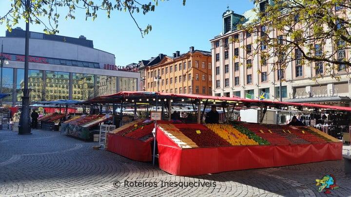 Hotorget - Estocolmo - Suecia
