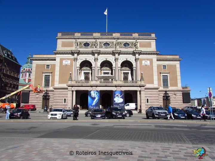 Kungliga - Estocolmo - Suecia