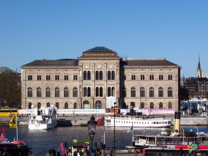 National Museet - Estocolmo - Suecia