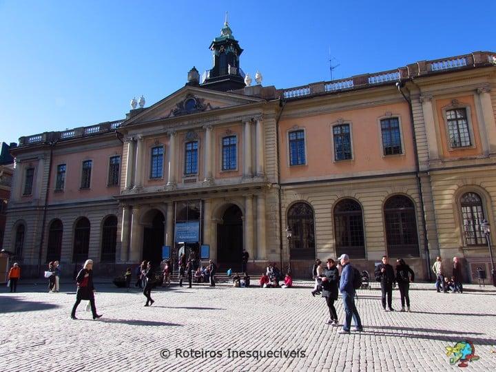Nobel Museet - Estocolmo - Suecia