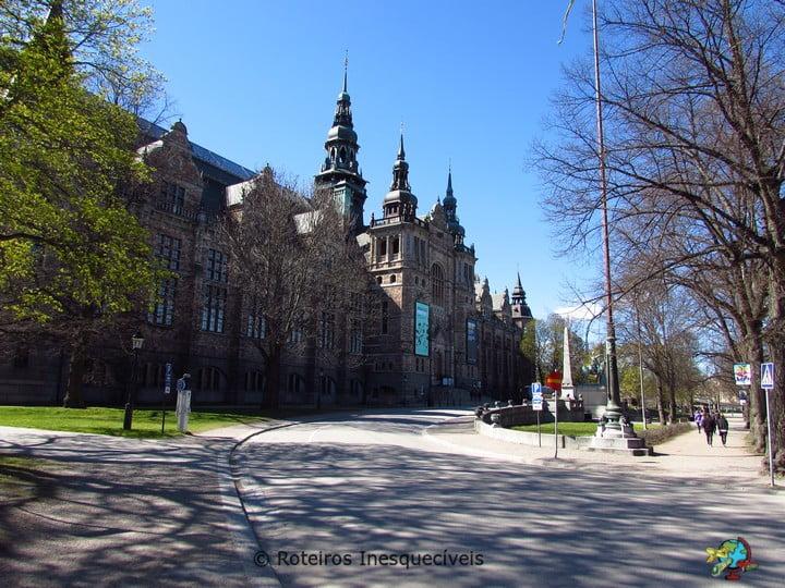 Nordiska Museet - Estocolmo - Suecia