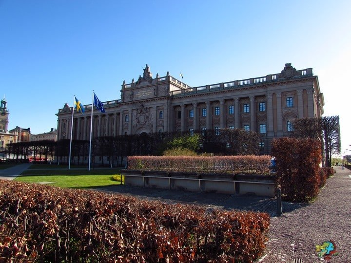Parlamento - Estocolmo - Suecia