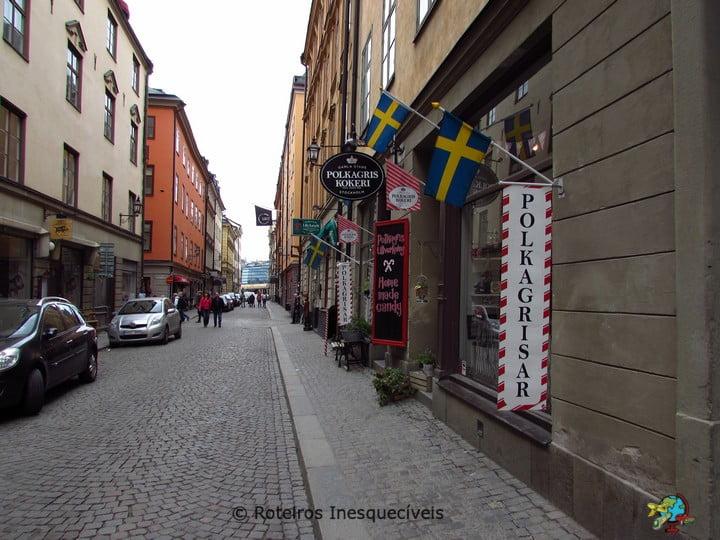 Polkagris - Estocolmo - Suecia