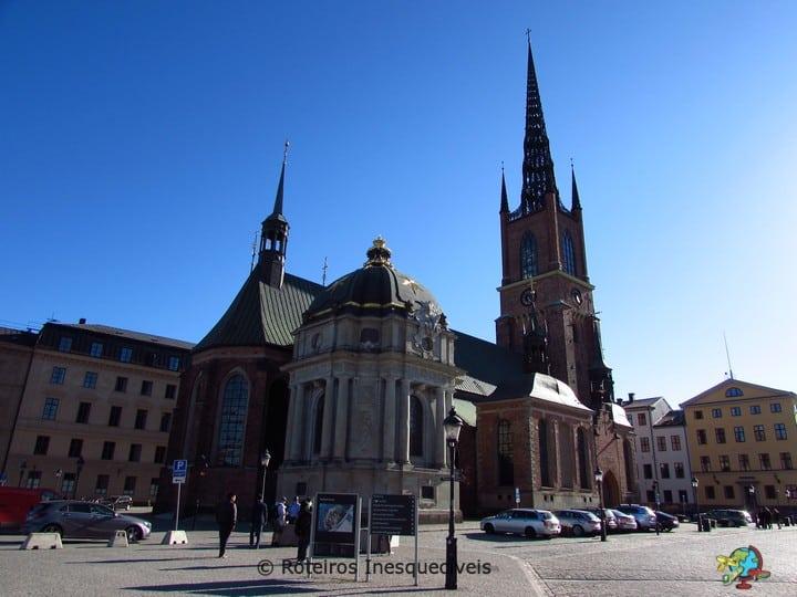 Riddarholmskyrkan - Estocolmo - Suecia